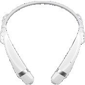 LG Tone Pro Wireless Stereo Headset - White