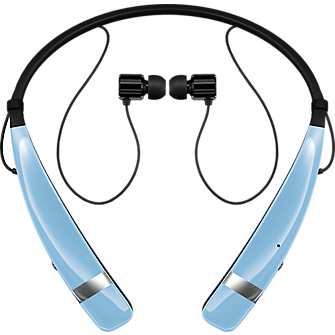 LG Tone Pro Wireless Stereo Headset - Blue