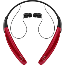 TONE PRO Bluetooth Stereo Headset - Red