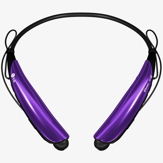 Tone Pro Bluetooth Stereo Headset- Purple