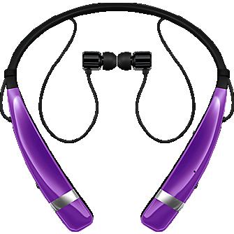 LG Tone Pro Wireless Stereo Headset - HopeLine