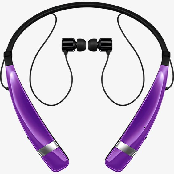 Tone Pro Wireless Stereo Headset - Purple