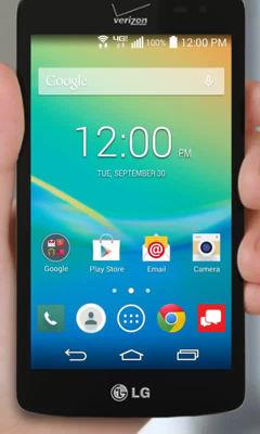 Downloading Apps on Your LG Transpyre