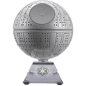 KIDdesigns Star Wars Death Star Bluetooth Speaker