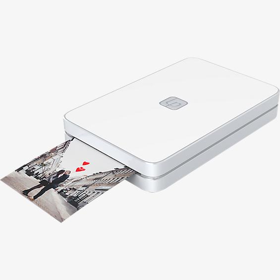 2x3 Photo and Video Printer for iPhone and Android