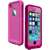 FRE Case for iPhone 5/5s - Magenta
