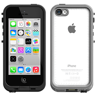 lifeproof iphone 5c case lifeproof frē for iphone 5c verizon wireless 15629