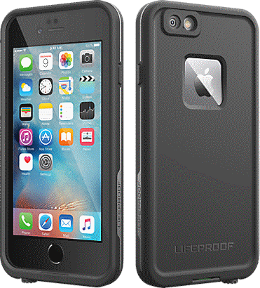 LifeProof FR  274  Case for iPhone 6 Plus 6s Plus  9fb09f535