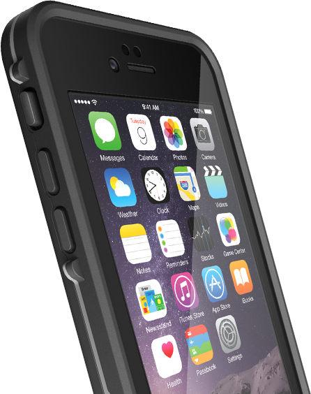 quality design 57d82 ecf59 FRĒ Case for iPhone 6
