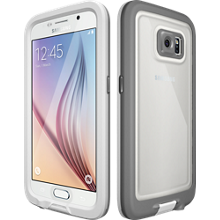 FRĒ Case for Samsung Galaxy S 6 - Avalanche/Black