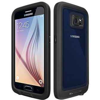 fre Case for Samsung Galaxy S 6 - Black