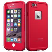 FRĒ Case for iPhone 6 - Redline Red
