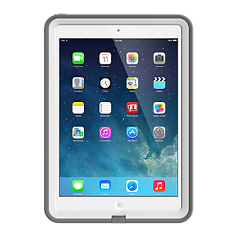 FRĒ Case for iPad Air - White