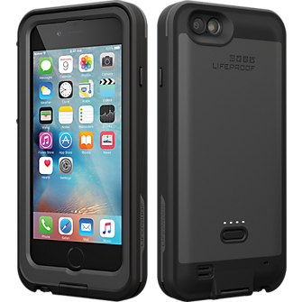 fre Power Case for iPhone 6/6s - Blacktop