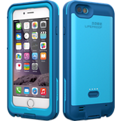 FRĒ Power Case for iPhone 6 - Base Jump Blue
