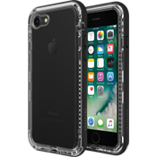 NEXT case for iPhone 8/7 - Black Crystal