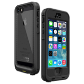 NÜÜD Case for iPhone 5/5s - Black