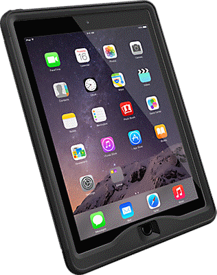 classic fit 63115 ded7f NUUD case for iPad Air 2