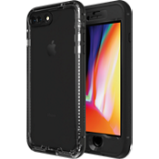 NUUD Case for iPhone 8 Plus - Black