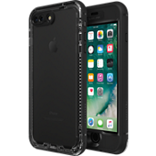 NUUD Case for iPhone 7 Plus - Black TWPP