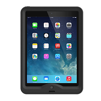 nuud Case for iPad Air - Black