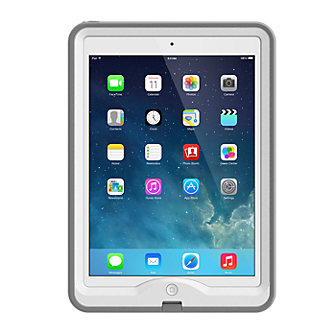NÜÜD Case for iPad Air - White