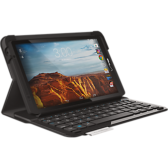 Logitech Type-V Keyboard Folio for Ellipsis 8