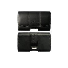 Leather Side Pouch - Style 2