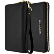Saffiano Leather Large Multifunction Phone Case