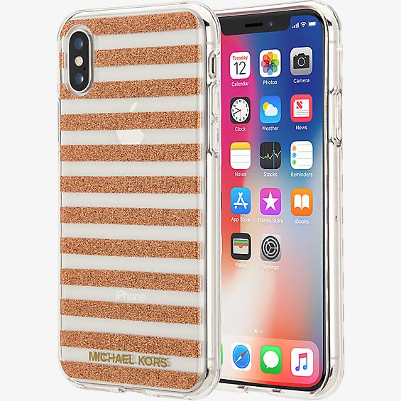 Stripe Case for iPhone X