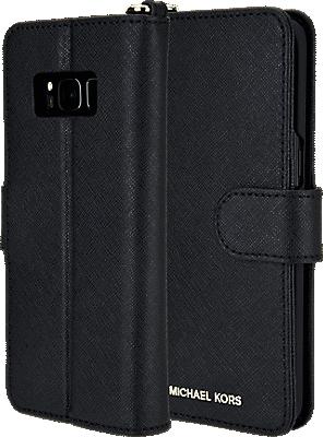 reputable site 37427 5f06e Saffiano Folio Phone Case for Galaxy S8