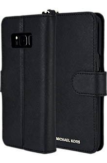 reputable site 876b9 819ae Saffiano Folio Phone Case for Galaxy S8
