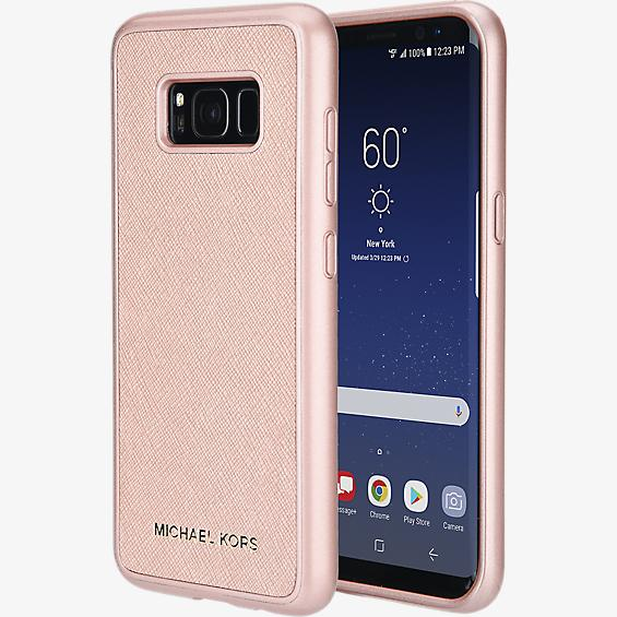 Saffiano Phone Cover without Pocket for Galaxy S8