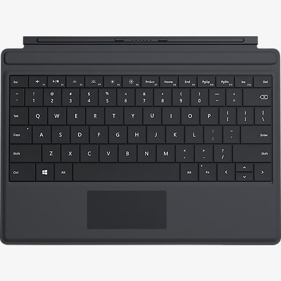 Surface 3 Type Cover Keyboard