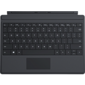 Surface 3 Type Cover Keyboard - Black