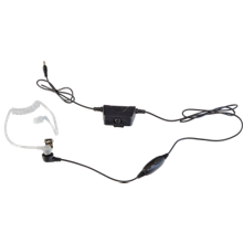 Smart 2-in-1 Acoustic Tube Surveillance Headset - Kodiak Android