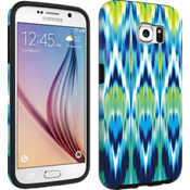 Milk & Honey Ekat Peacock Cover for Samsung Galaxy S 6
