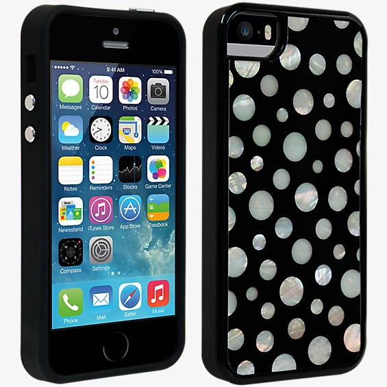 Polka Dot Case for iPhone 5/5s