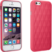 Milk & Honey Geometric Pattern case for iPhone 6/6s - Pink