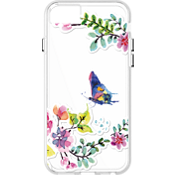Butterfly pattern Clear Case for iPhone 6/6s/7