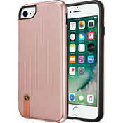 Chain Veil Case for iPhone 7 - Rose Gold