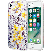 Multi Floral Clear Case for iPhone 7/6s/6