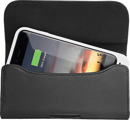 best sneakers 6ee10 4ea5f hip holster (works with mophie cases for iPhone 6)