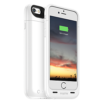 juice pack air for iPhone 6/6s - White