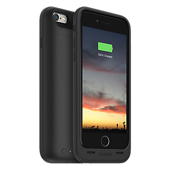 juice pack air for iPhone 6/6s - Black