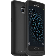 mophie juice pack for Samsung Galaxy S 6 Edge - Black