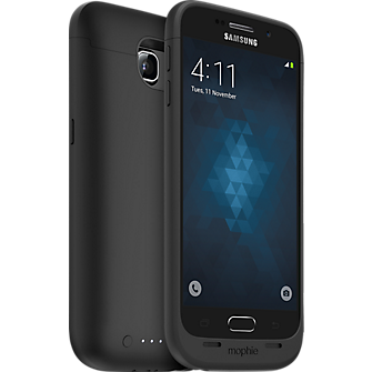 mophie juice pack for Samsung Galaxy S 6 - Black