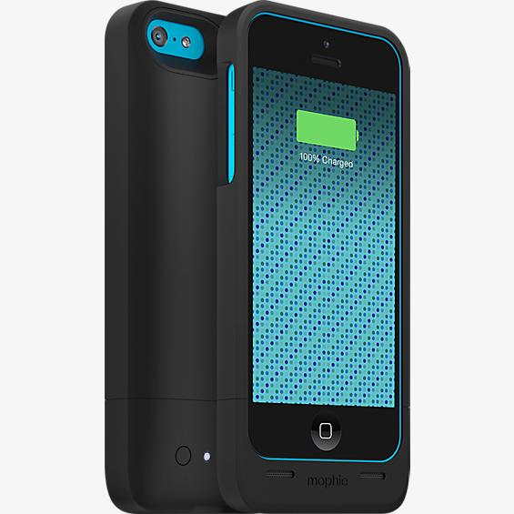 juice pack helium for iPhone 5c - Black