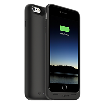 juice pack for iPhone 6 Plus/6s Plus - Black
