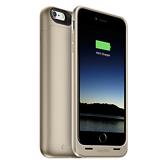 mophie juice pack for iPhone 6 Plus/6s Plus - Gold
